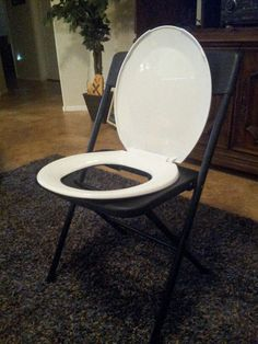 Diy camping toilet like the idea that it folds flat can dig a