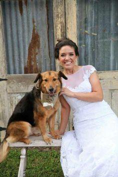 DB Bride Erica Wearing Galina Signature Style SWG561 #davidsbridal #realweddings #rustic