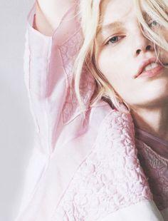 Aline Weber by Markus Pritzi for SEPP