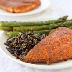 Spiced Halibut Recipe