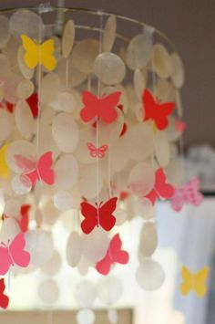Butterfly Birthday Party | TikkiDo.com