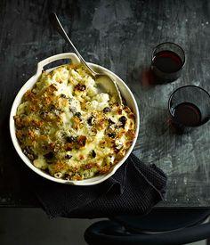Cauliflower+mac+and+cheese+with+hazelnuts