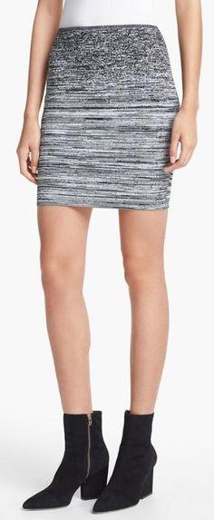 Alexander Wang Dégradé Skirt