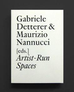 Artist-Run Spaces, Document Series