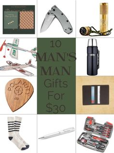 Gifts For Your Man Under 30