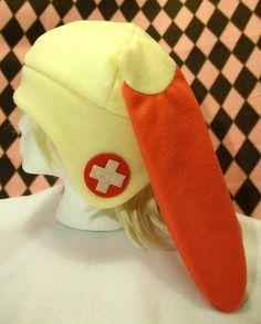 Plusle Pokemon Fleece Hat. $24.00