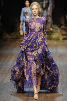 Dolce & Gabbana Winter 2015 Collection #MFW #AW14  #FashionWeek fashion weeks, winter, milan fashion, autumnwint 201415, dress, dolc, fall 2014, photo galleries, gabbana fall
