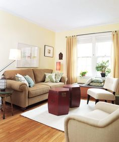 14 Living-Room and Dining-Room Makeovers