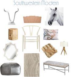 The Aestate: Southwestern Modern Decorating
