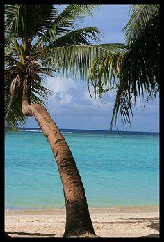 Beach, Tumon Bay, Guam