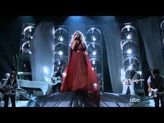 "Carrie Underwood ""Blown Away"""