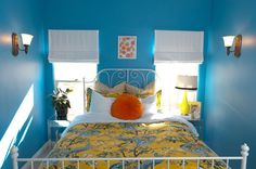 great wall color & heart the bed frame.