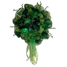 Kathi Layfield - St. Patrick's Day Wreath