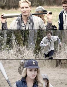 Twilight baseball #moviestastegood