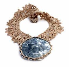 AmorArt #Crochet Jewelry