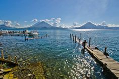 Lake Atitlán. Photo