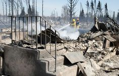 Slave Lake wildfire report calls for more advisories and initial-response crews #slavelake #wildfire