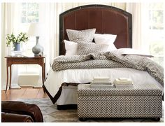 Ballard Designs  |  Amelia Bedroom