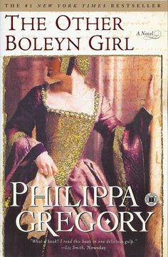 The Other Boleyn Girl: Philippa Gregory: 9780743227445: Amazon.com: Books