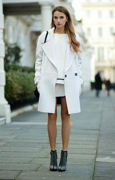 street style, closet, coat