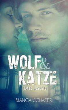 """Die Idylle in Halbernburg wird jäh zerstört, als eine geheimnisvolle Bestie ihre blutige Spur hinterlässt... """"Wolf & Katze"""" von Bianca Schäfer https://www.xinxii.com/wolf-katze-p-355398.html #ebook"""