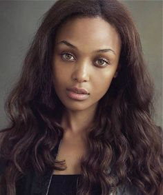 Signed to IMG Models New York, American beauty...KIRBY GRIFFIN.