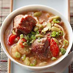 crock pots, crock pot pork, slow cooker soup, noodl, edamam soup, bread recipes, stew recipes, soup recipes, slow cooker pork