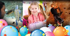 Celebrating a birthday? We have serious party fun! All-day LSC access, a trained party host, and much more! LSC.org