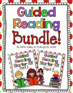 Guided Reading Bundle!