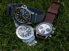 Comex Submariner, Rolex MilSub and a Paul Newman Daytona. Three of the rarest Rolexes.