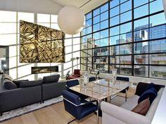 Duplex Penthouse in New York