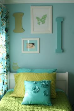 Isabella + Jack's bedroom {my home}