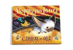 Skippyjon Jones Stuff
