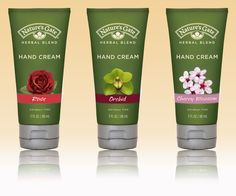 Nature's Gate Hand Creams