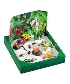 Bugs' World My Little Sandbox Set by BE Good Company #zulily #zulilyfinds