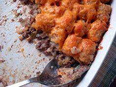Tater Tot Hot Dish!!