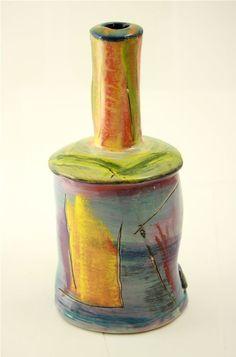 Bottle by John Pollex, bowie gallery, uk