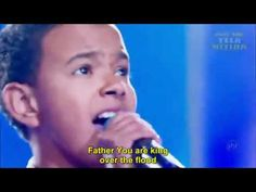Jotta A Performing Hillsong's Still in Portuguese - Inspirational Video