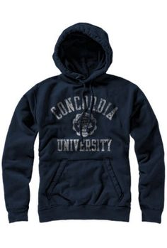 Product: Concordia University Wisconsin Hooded Sweatshirt $56.00
