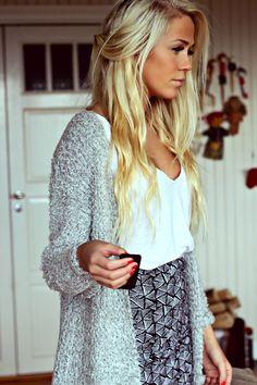 Love the blonde