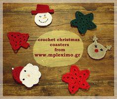 crochet christmas co