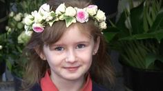 How To Make A Floral Headdress (Floral Design)