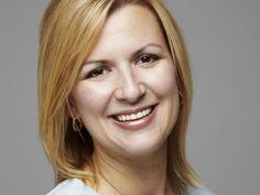 Canadian celebrity chef Anna Olson