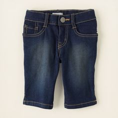 girl - shorts - denim skimmer shorts   Childrens Clothing   Kids Clothes   The Childrens Place