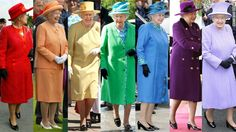 Royal style: Why Elizabeth II is the queen of color