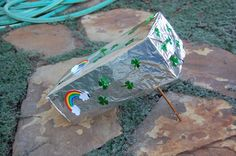 Fun For St. Patricks Day Found Here, including this Leprechaun trap. :)