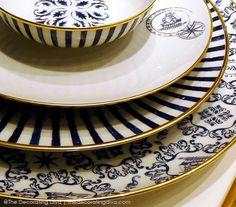 Brunno Jahara's Transatlantica Fine Porcelain Dinnerware for Vista Alegre