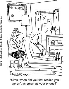 ☤ MD ☞☆☆☆ More Psychiatry & Psychology Cartoons: http://www.pinterest.com/mediamed/psy-cartoons/ Check our new board for ☤ MD ☞☆☆☆ Psy Cartoons on MediaMed: http://www.pinterest.com/mediamed/psy-cartoons/ #humor [Smartphone. Harley Schwadron.]