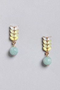 Crystal Skies Pastel Earrings