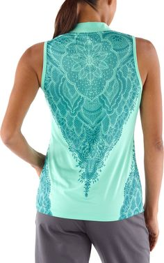 A Sublime Pattern — Women's prAna Melody Tank Top. I would treat myself to hiking gear  #treatyourself #shopkick